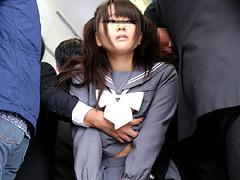 痴漢OK娘 DANDYスペシャル お嬢様育ち童顔美少女1