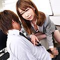 素人・ハメ撮り・ナンパ企画・女子校生・サンプル動画:女上司に惚れられ過ぎて彼女がそばにいるのにヤられた1