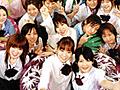 女子校生限定20人 制服ビチョ濡れ水泳大会!! 宮地奈々,日高ゆりあ,桃井りか