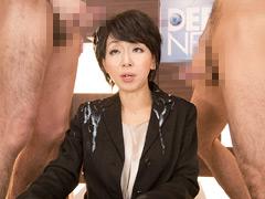 テレ○系列報道アナウンサー 桐嶋永久子 専属契約第5弾