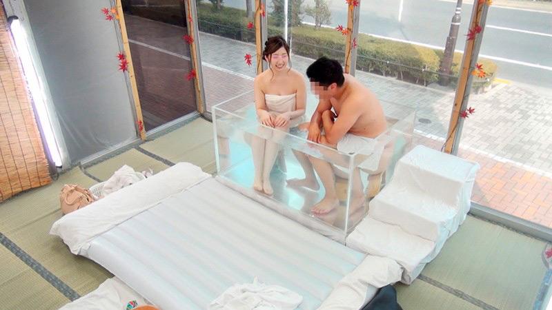 ザ・マジックミラー 友達同士で初めての混浴温泉4