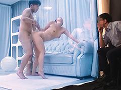 【エロ動画】一般男女モニタリングAV 旦那の寝取られ願望実現企画のエロ画像