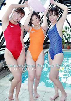 【小泉みく動画】競泳水着デジタルカタログ7-アイドル