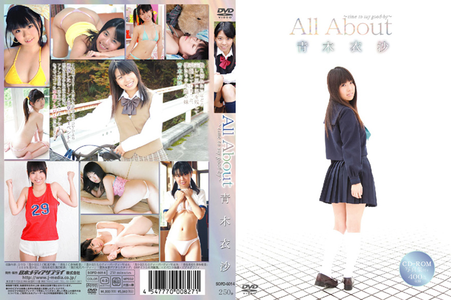 All About 青木衣沙