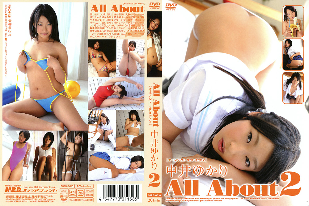 All About 中井ゆかり2
