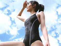 競泳水着デジタルカタログ4【日本メディアサプライ】アイドル