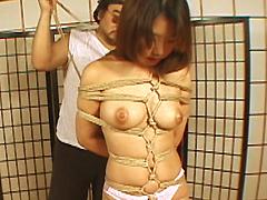 【エロ動画】緊縛術4のエロ画像