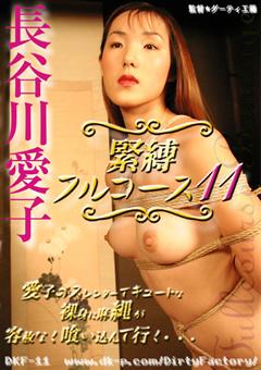 緊縛フルコース11 長谷川愛子