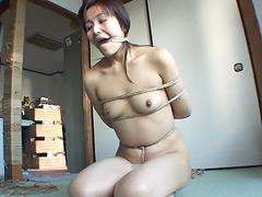 【エロ動画】人妻緊縛3 葵紫穂・後編 - 極上SM動画エロス