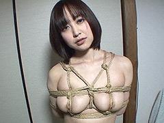 篠田ゆう|緊縛特選33 乳房十文字縛り3