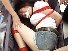 【エロ動画】のぞみ&沙希 襲われた女のSM凌辱エロ画像