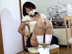 【大島優子】激似AV女優:必縛咬ませ人