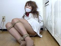 【エロ動画】奈帆&ゆうな 襲われた女のエロ画像