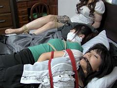 【エロ動画】襲撃のSM凌辱エロ画像