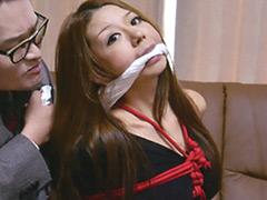 【エロ動画】凜 襲われた女のエロ画像