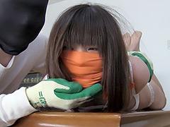 【エロ動画】ありさ&さな 襲われた女のSM凌辱エロ画像