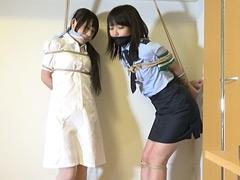 【エロ動画】紗世・まりえ・萌芭 襲われた女のエロ画像