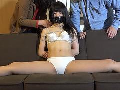 【エロ動画】紗世・つぐみ 襲われた女のエロ画像
