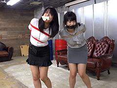 【エロ動画】かなり&アリス 襲われた女のエロ画像