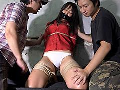 【エロ動画】美空&アリス 襲われた女のエロ画像