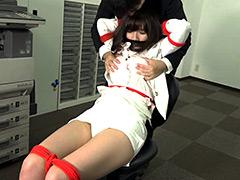 【エロ動画】咲&アリス 襲われた女のエロ画像