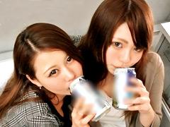 【エロ動画】深夜の飲み会帰り酔っぱらい女子をナンパ!3 - 素人むすめ動画あだると
