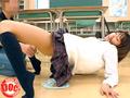 奥手な女子○生が敏感クリトリスいじりっぱなし絶頂体験 4