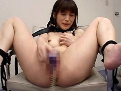 【エロ動画】TOHJIRO的 密室調教 ドマゾ乳首ペット 七咲楓花のエロ画像