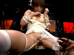 【エロ動画】拷問肉人形 樹花凜のエロ画像