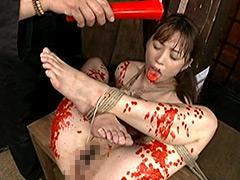 【エロ動画】TOHJIRO全集 vol.6 [女囚拷問]のSM凌辱エロ画像