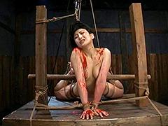 【エロ動画】完全拘束・完全支配 拷問ドラッグ 花 - 極上SM動画エロス