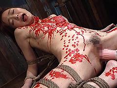 【エロ動画】拷問エンドレス 天国と地獄 涼川絢音のエロ画像