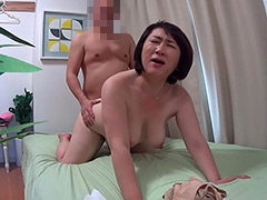 【エロ動画】熟女パーツモデル 面接即ハメドキュメント4の人妻・熟女エロ画像