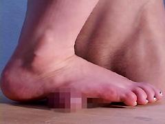 【エロ動画】ちんふみ9のエロ画像