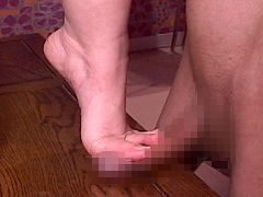 【エロ動画】ちんふみ14のエロ画像