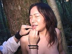 【エロ動画】なぶられ少女7のSM凌辱エロ画像