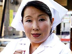 【エロ動画】弁当屋で働く叔母さん中出し 絹田美津のエロ画像