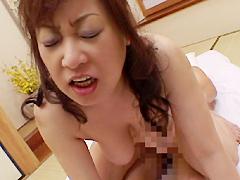 【エロ動画】恩師の奥さん 石川美貴 三木藤乃のエロ画像
