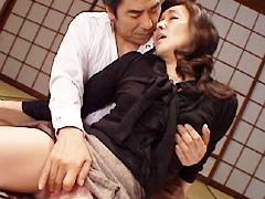【エロ動画】淫母相姦 十八 美空陽子 椿かをるのエロ画像