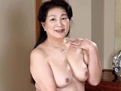 【エロ動画】年金熟女中出し 片桐葉子 八木純子のエロ画像