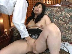 【エロ動画】熟年夫婦の性生活 岡田京子 藤原恵美のエロ画像
