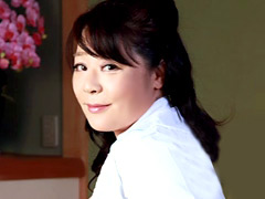 【エロ動画】性処理してくれる介護のおばさん 野村憲子のエロ画像