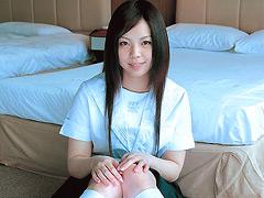 制服美少女と性交 梨杏