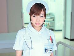 【エロ動画】白衣の天使と性交 稲見亜矢のエロ画像