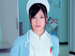 【エロ動画】白衣の天使と性交 美空あいりのエロ画像