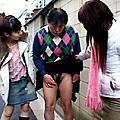 羞恥劇場 M男女装篇01