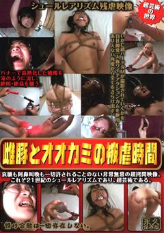 シュールレアリズム残虐映像 超芸術の世界 雌豚とオオカミの被虐時間