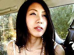 【エロ動画】猥舌淑女と舐め歩き珍道中のエロ画像