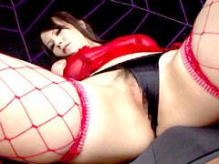 【エロ動画】スパイダーウーマン 蜘蛛女 vol.2 有沢りさのエロ画像