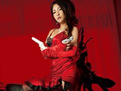 【エロ動画】秘密エージェント イキータ 深田梨菜のエロ画像